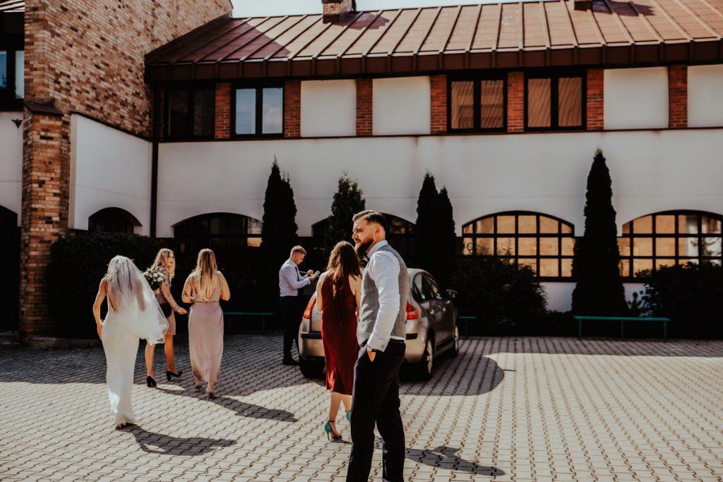 Hotel Czarny Staw | Monika i Tomek | Łódź 67