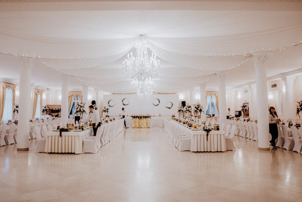 Dzień Ślubu   Ślub glamour   Hotel Groman   J & A 90
