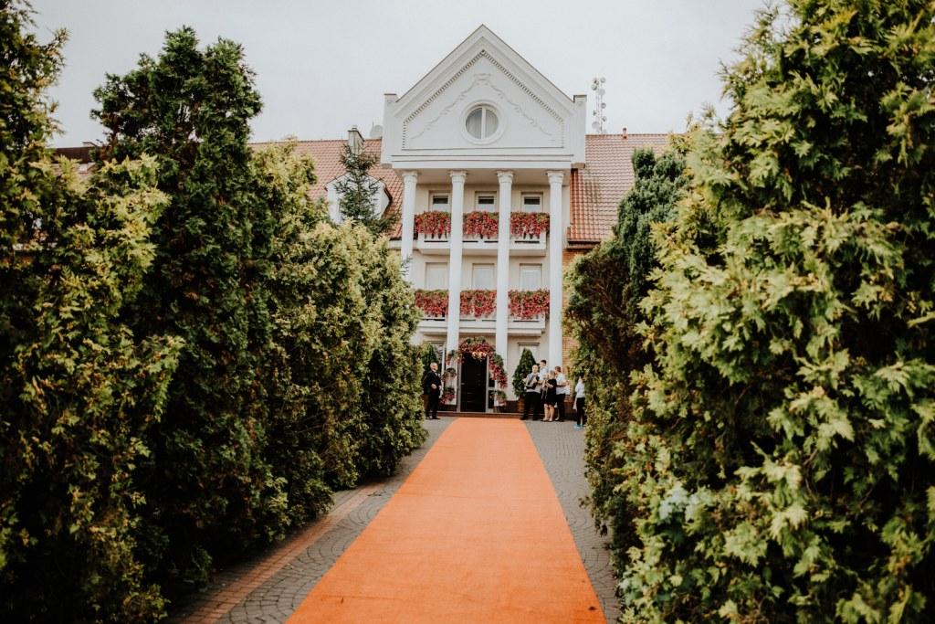 Dzień Ślubu   Ślub glamour   Hotel Groman   J & A 83