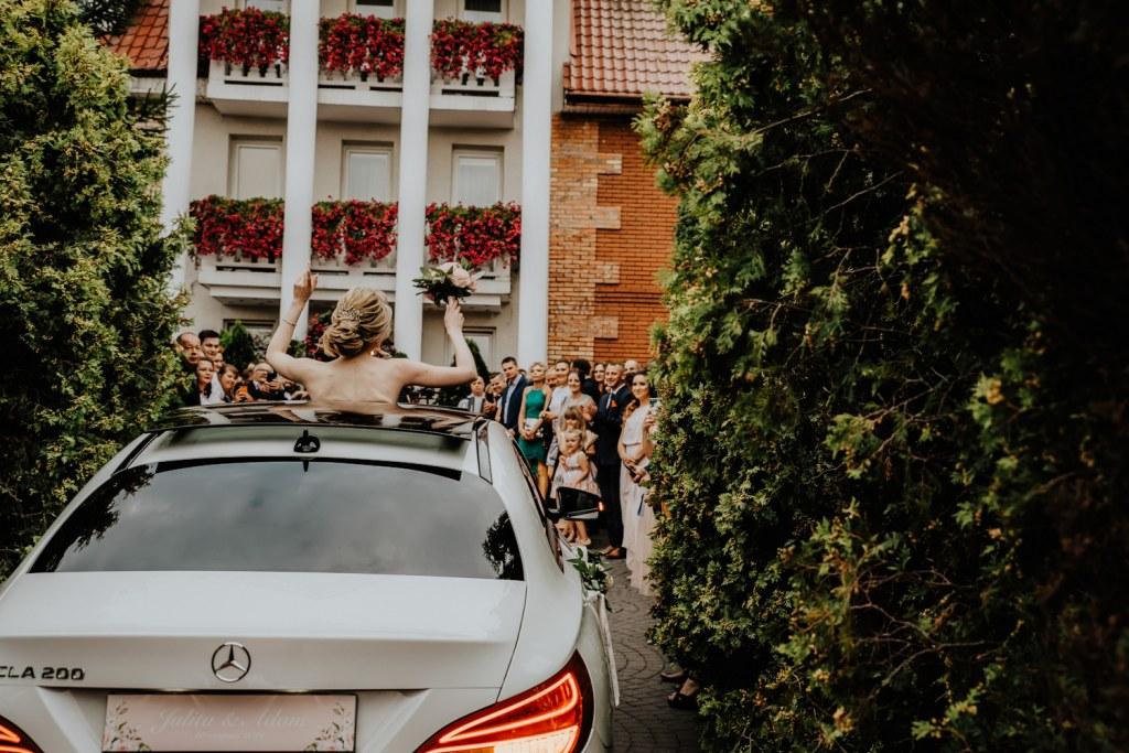 Dzień Ślubu   Ślub glamour   Hotel Groman   J & A 86