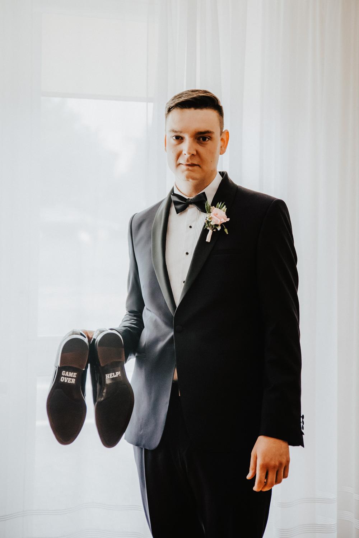 Dzień Ślubu   Ślub glamour   Hotel Groman   J & A 10