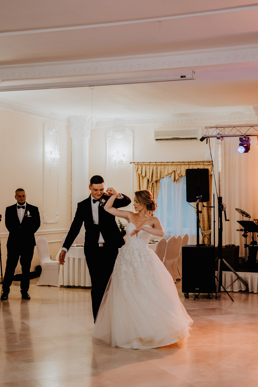 Dzień Ślubu   Ślub glamour   Hotel Groman   J & A 97