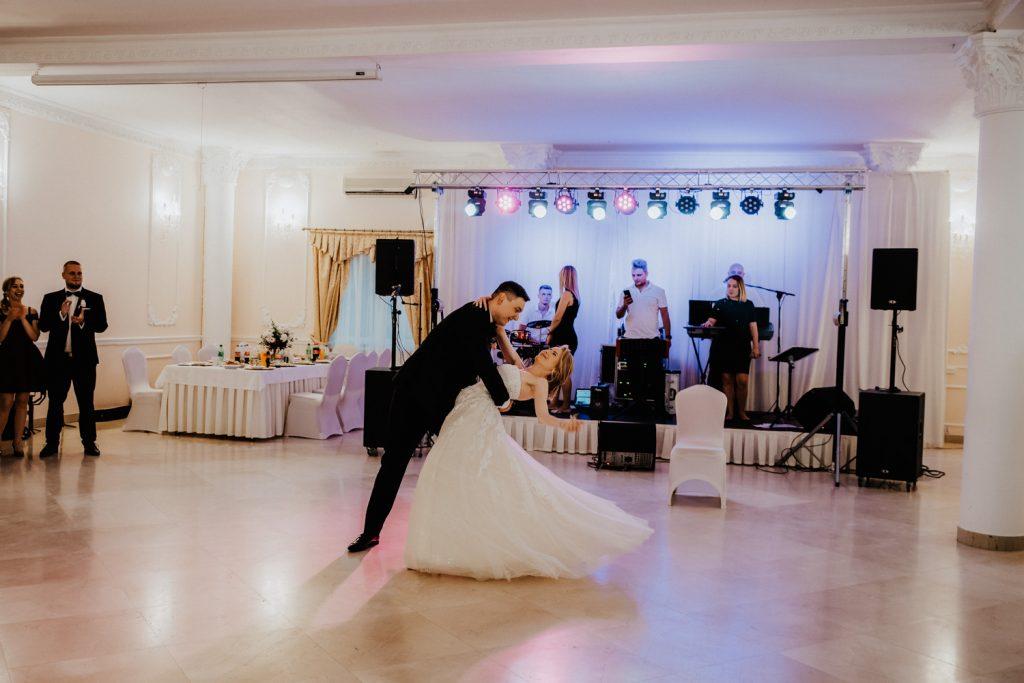 Dzień Ślubu   Ślub glamour   Hotel Groman   J & A 100