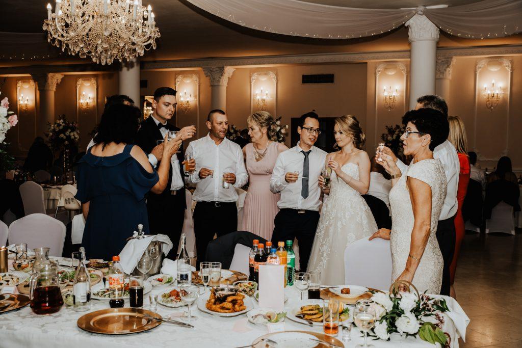 Dzień Ślubu   Ślub glamour   Hotel Groman   J & A 106