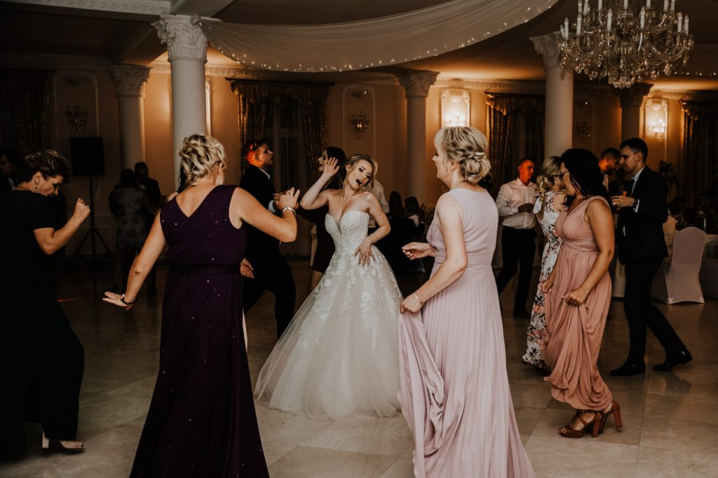 Dzień Ślubu   Ślub glamour   Hotel Groman   J & A 114