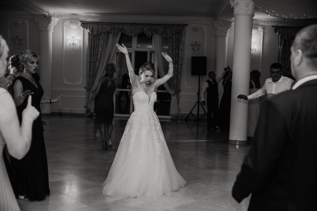 Dzień Ślubu   Ślub glamour   Hotel Groman   J & A 109