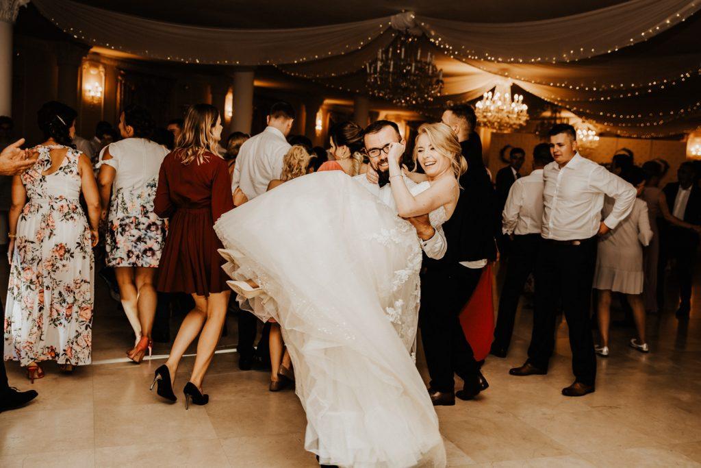 Dzień Ślubu   Ślub glamour   Hotel Groman   J & A 128