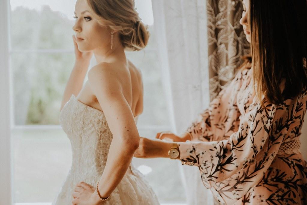 Dzień Ślubu   Ślub glamour   Hotel Groman   J & A 35