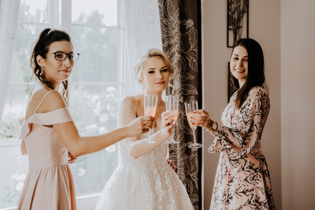 Dzień Ślubu   Ślub glamour   Hotel Groman   J & A 45