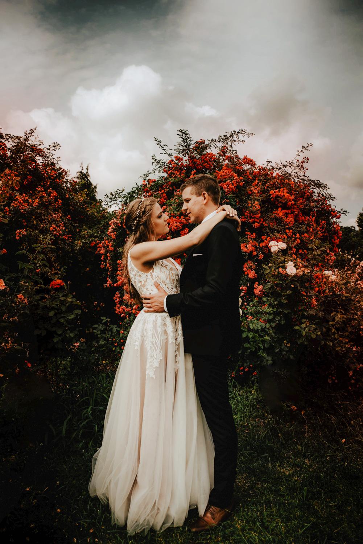 Romantyczna sesja ślubna | Olga i Rafał | Warszawa 21
