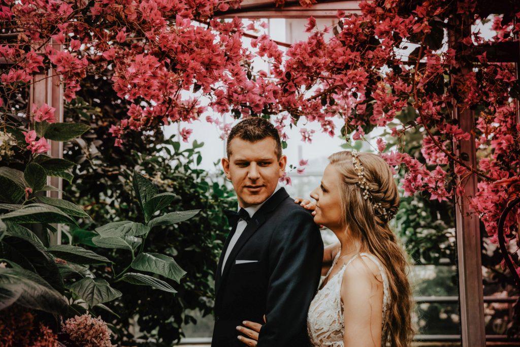 Romantyczna sesja ślubna | Olga i Rafał | Warszawa 33