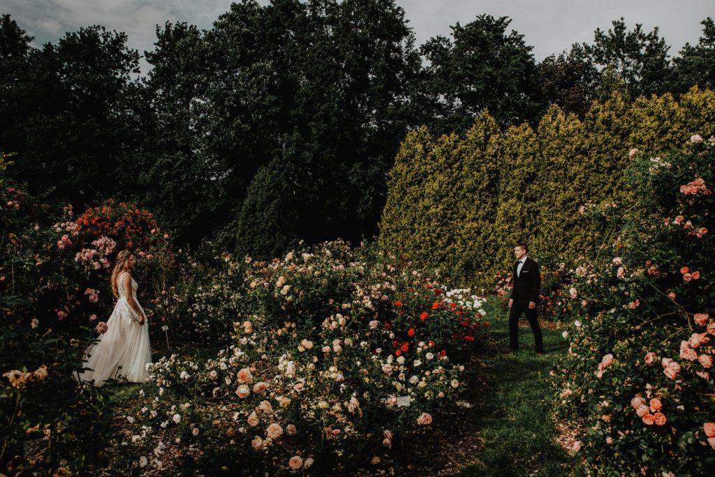 Romantyczna sesja ślubna | Olga i Rafał | Warszawa 70