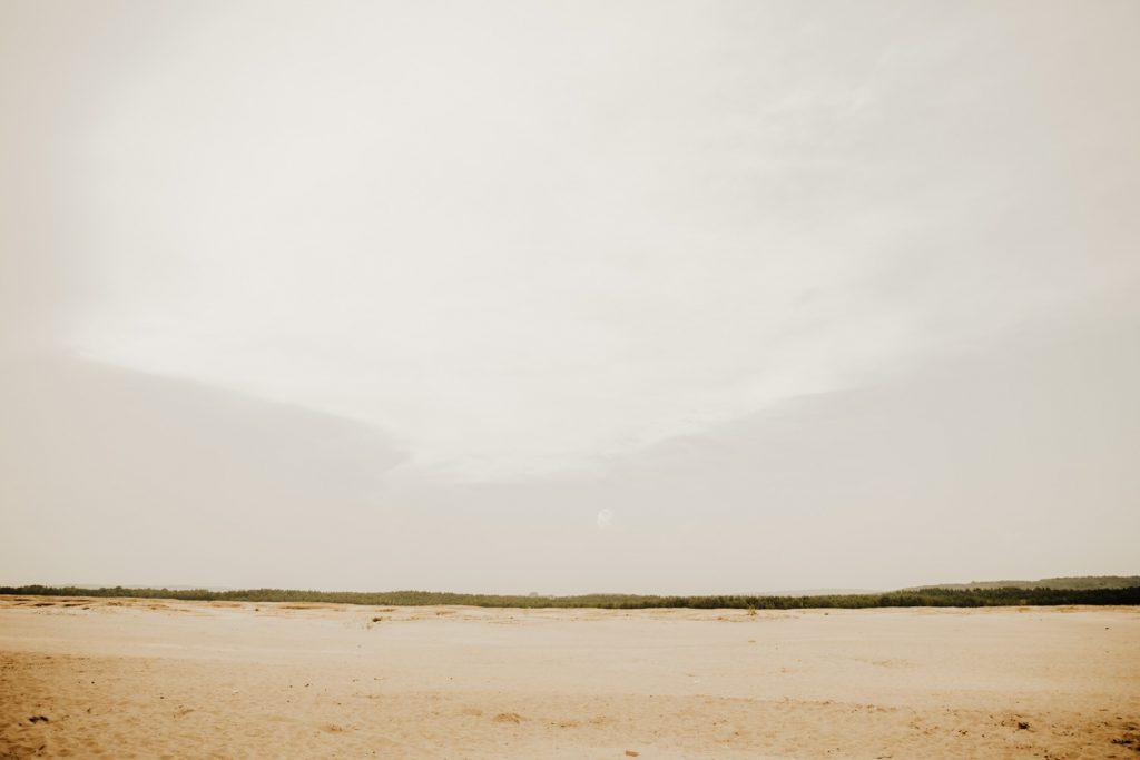Sesja na Pustyni Błędowskiej | Plener ślubny | J & A 2