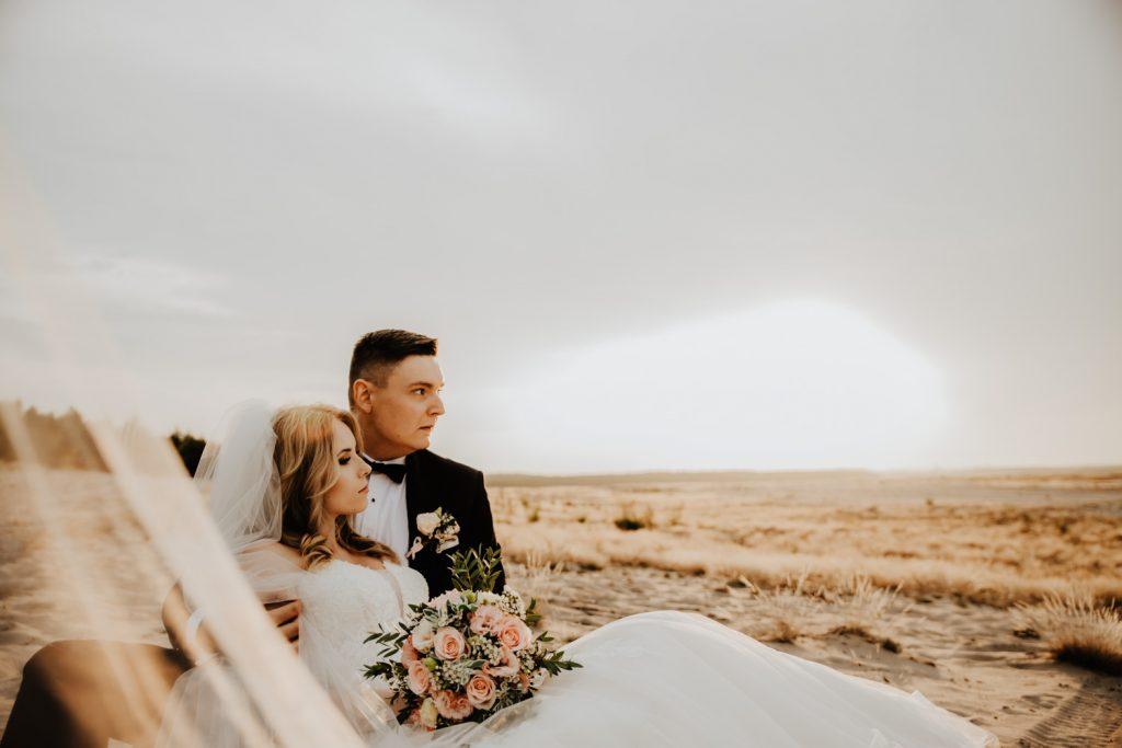 Sesja na Pustyni Błędowskiej | Plener ślubny | J & A 36