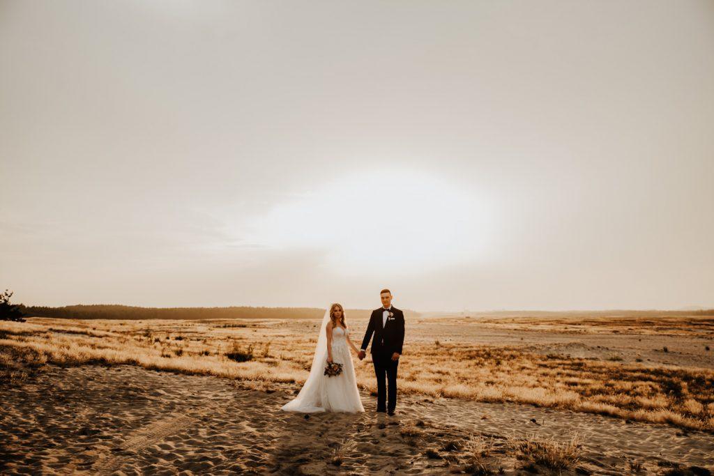 Sesja na Pustyni Błędowskiej | Plener ślubny | J & A 39