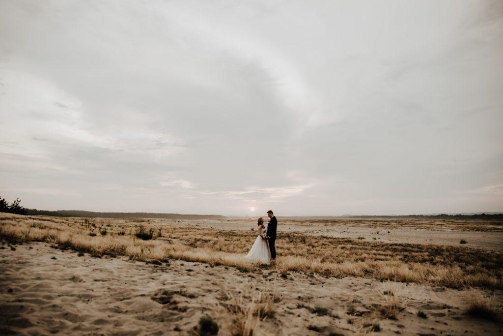 Sesja na Pustyni Błędowskiej | Plener ślubny | J & A 59