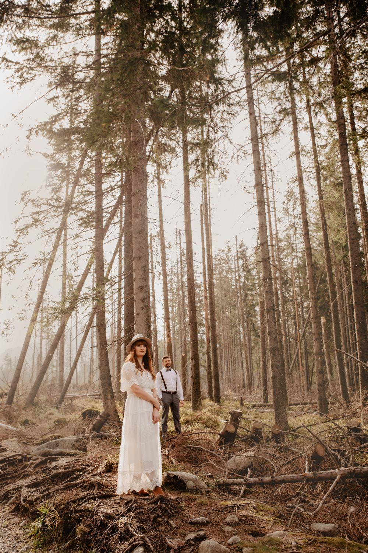Sesja ślubna w górach 10