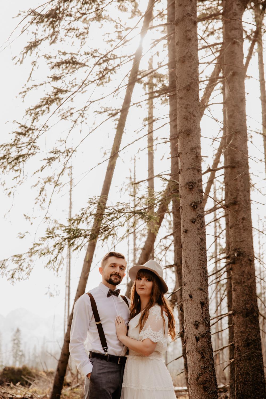 Sesja ślubna w górach 11