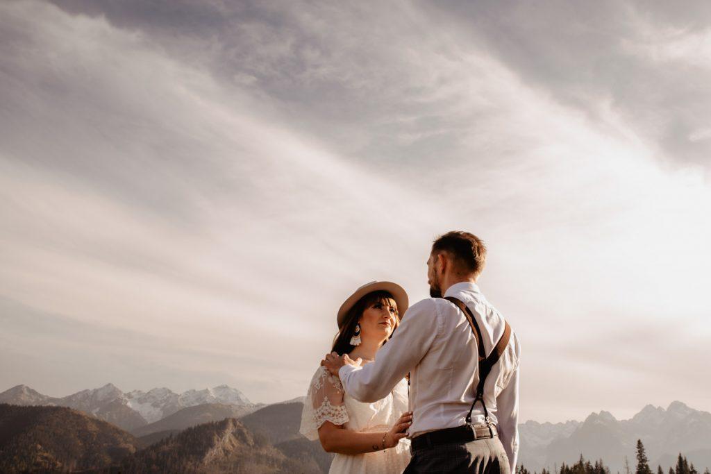 Sesja ślubna w górach 18