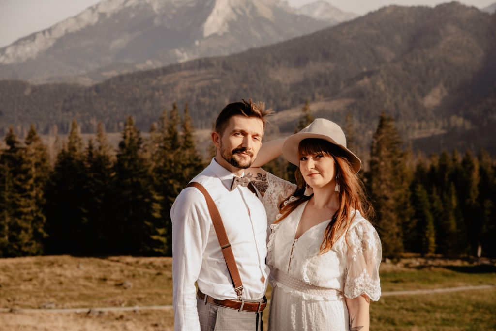 Sesja ślubna w górach 20