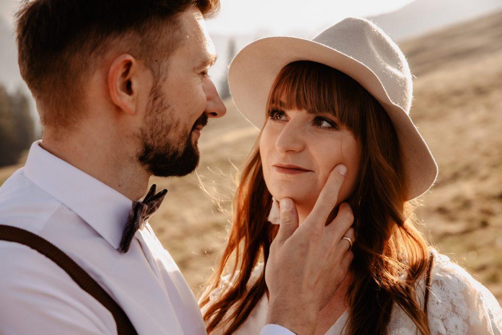 Sesja ślubna w górach 21