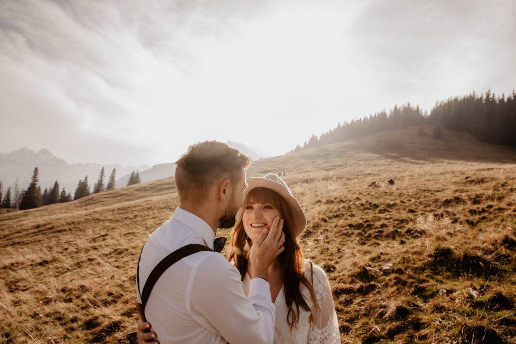 Sesja ślubna w górach 23