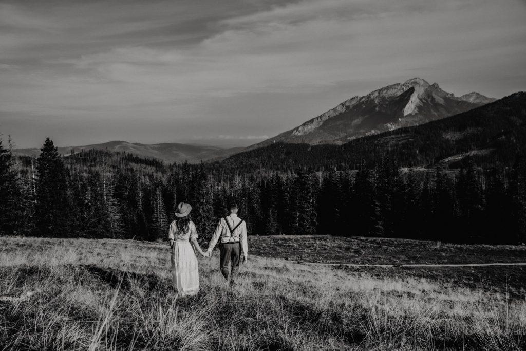 Sesja ślubna w górach 24