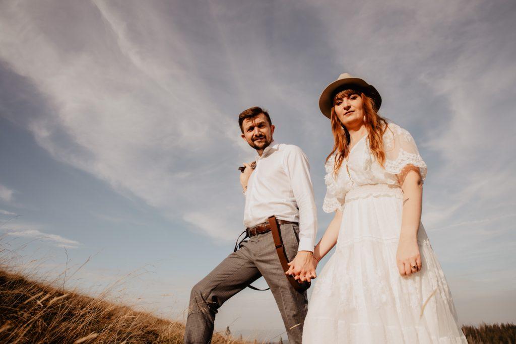 Sesja ślubna w górach 27
