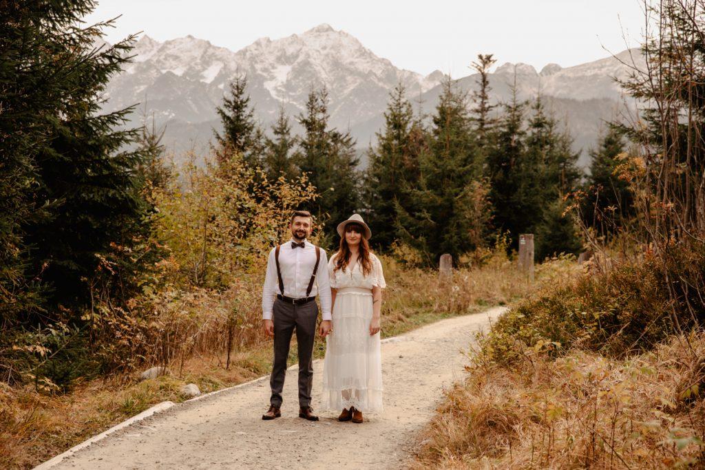 Sesja ślubna w górach 3