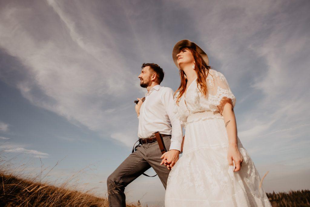 Sesja ślubna w górach 28