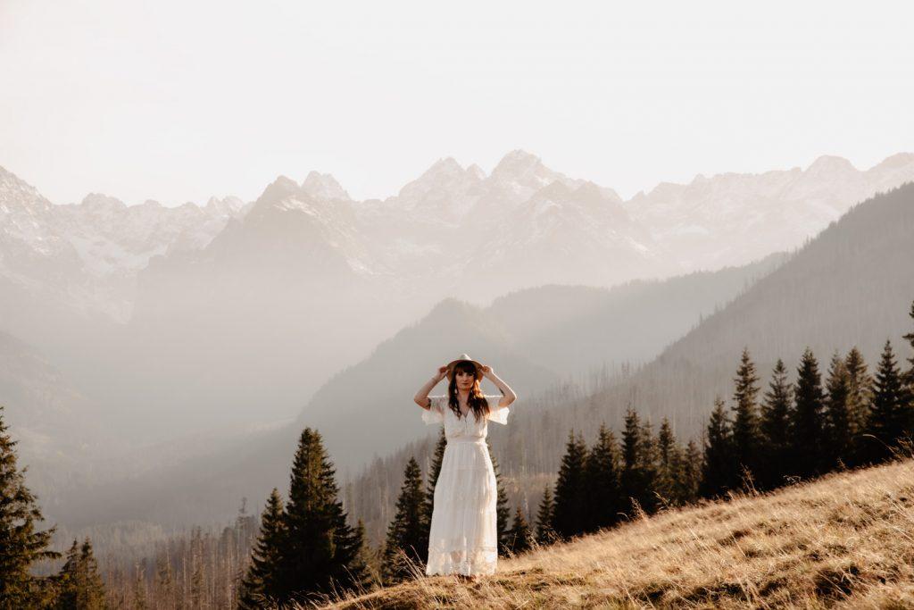 Sesja ślubna w górach 32
