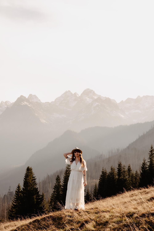 Sesja ślubna w górach 35