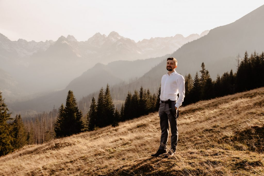 Sesja ślubna w górach 33