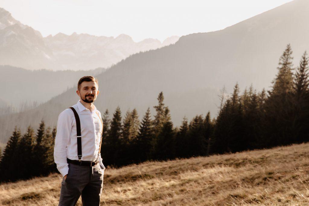 Sesja ślubna w górach 37