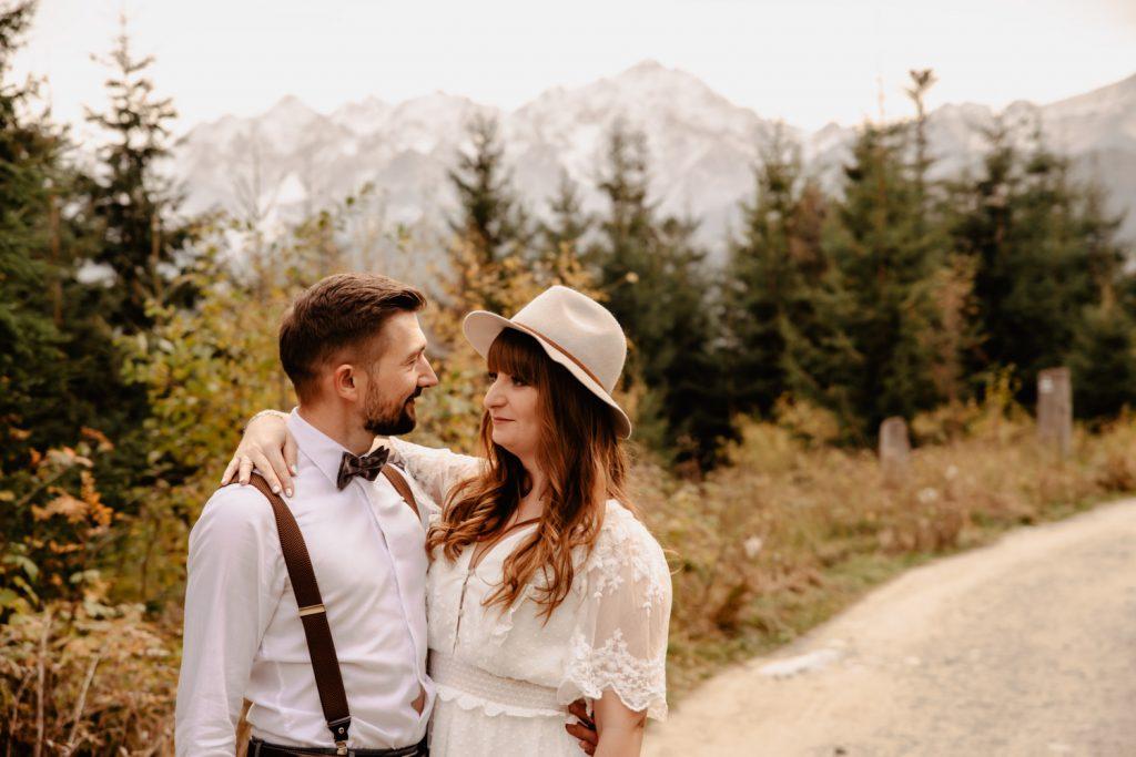 Sesja ślubna w górach 4