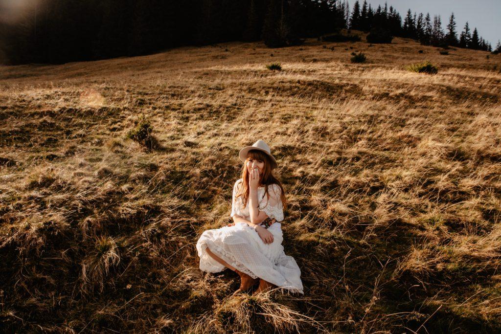 Sesja ślubna w górach 38