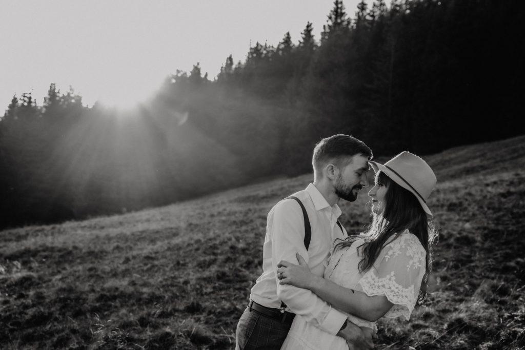 Sesja ślubna w górach 43