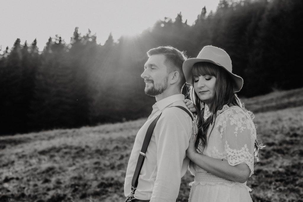 Sesja ślubna w górach 44