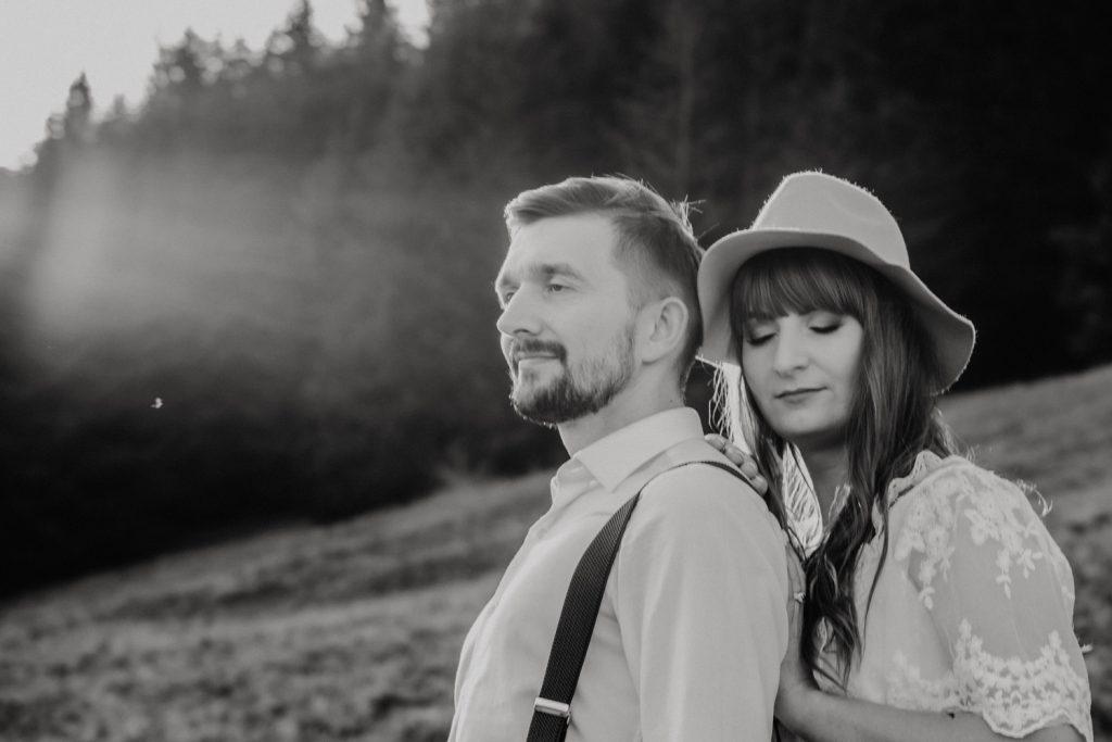Sesja ślubna w górach 45