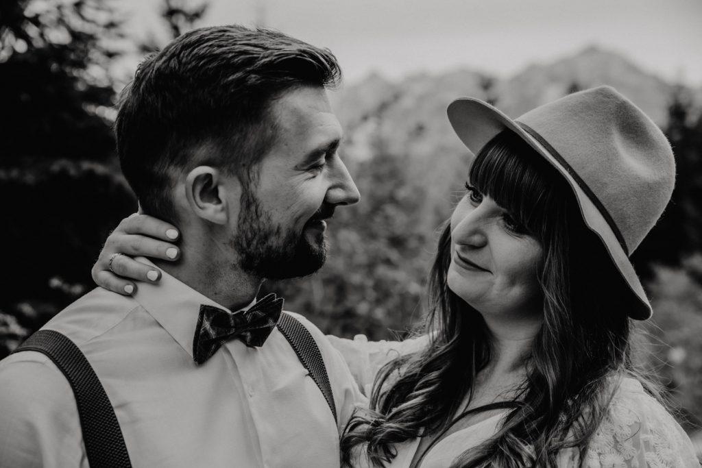 Sesja ślubna w górach 5