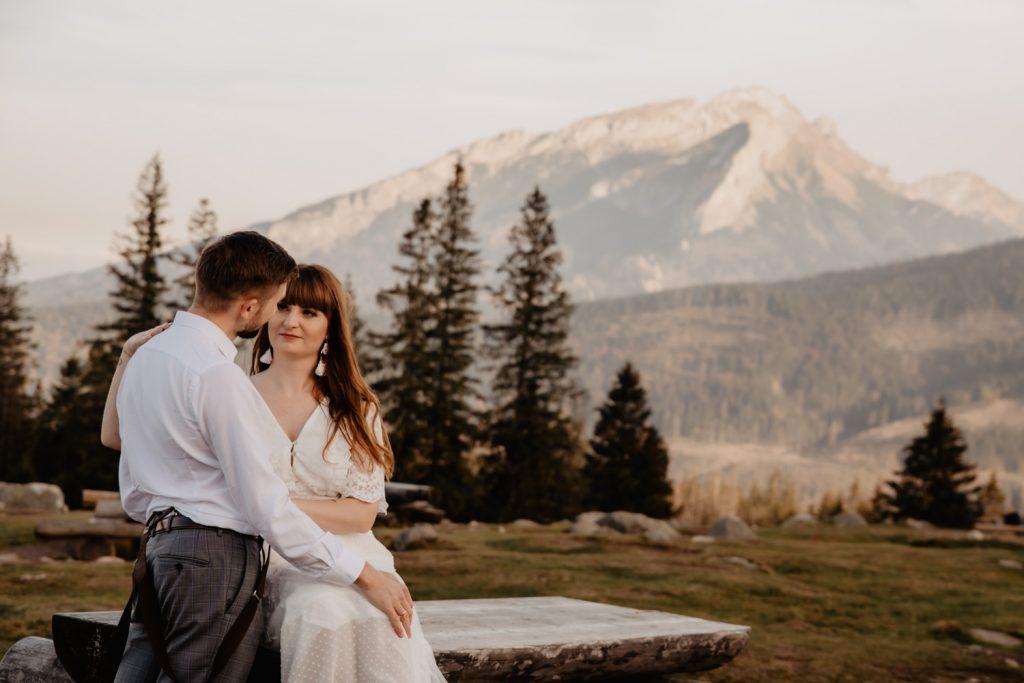 Sesja ślubna w górach 50