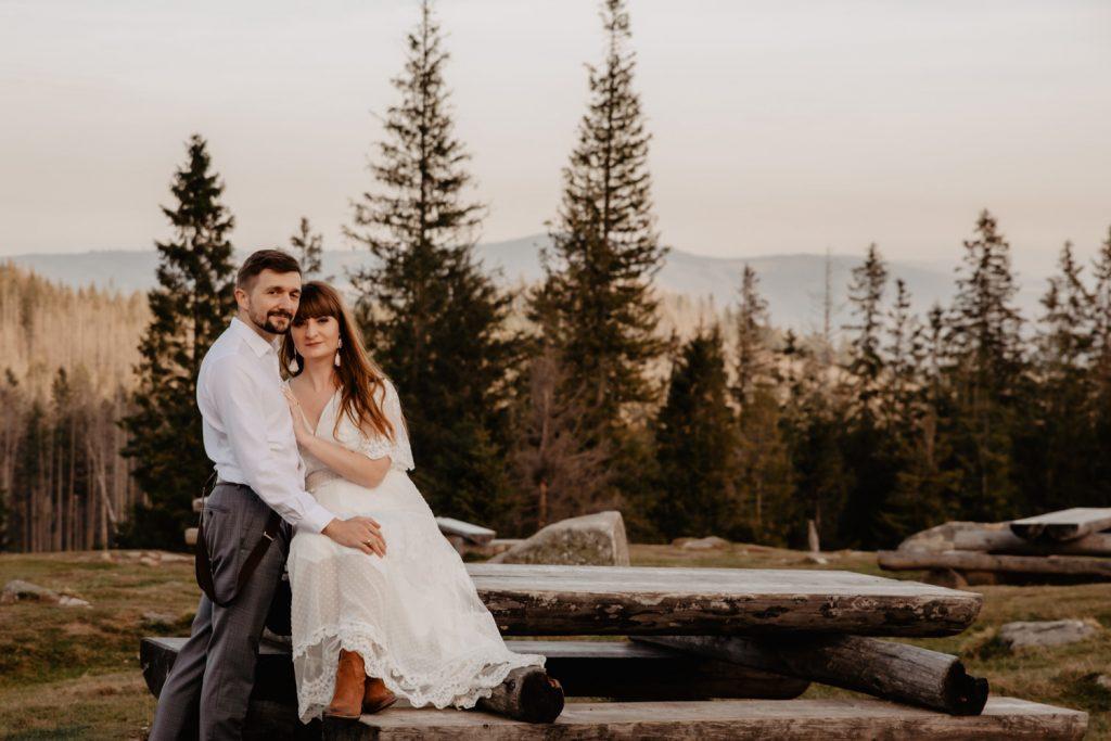 Sesja ślubna w górach 51