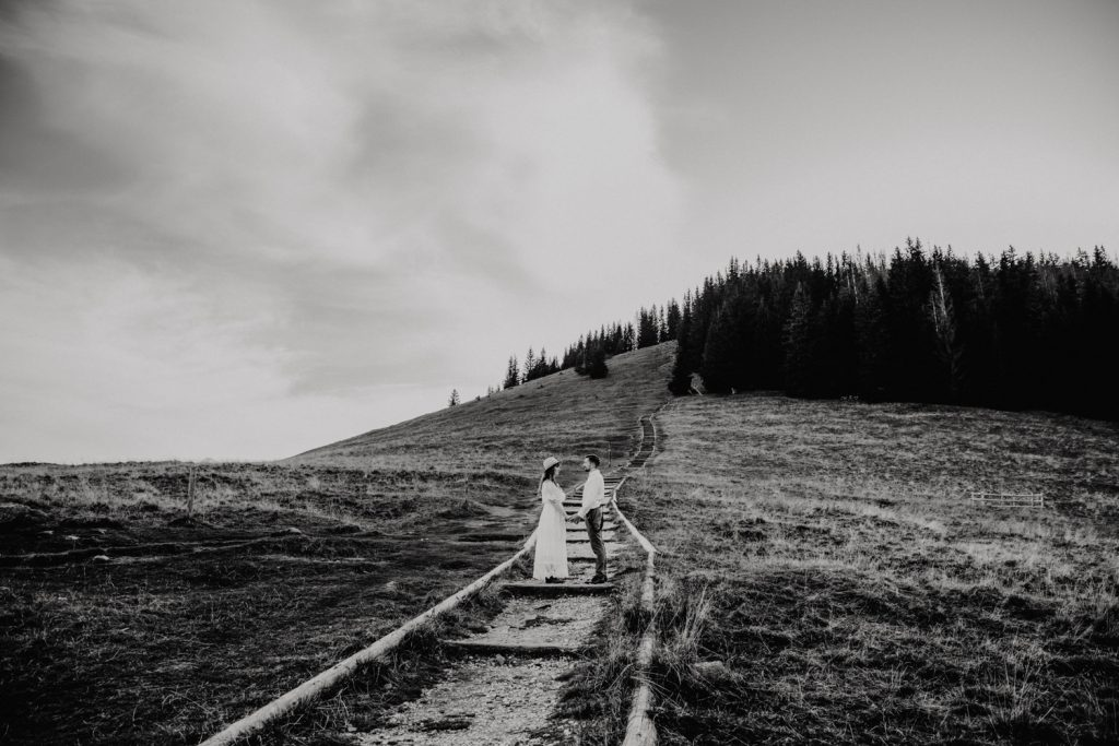 Sesja ślubna w górach 54