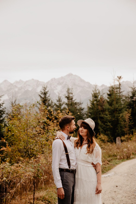 Sesja ślubna w górach 6