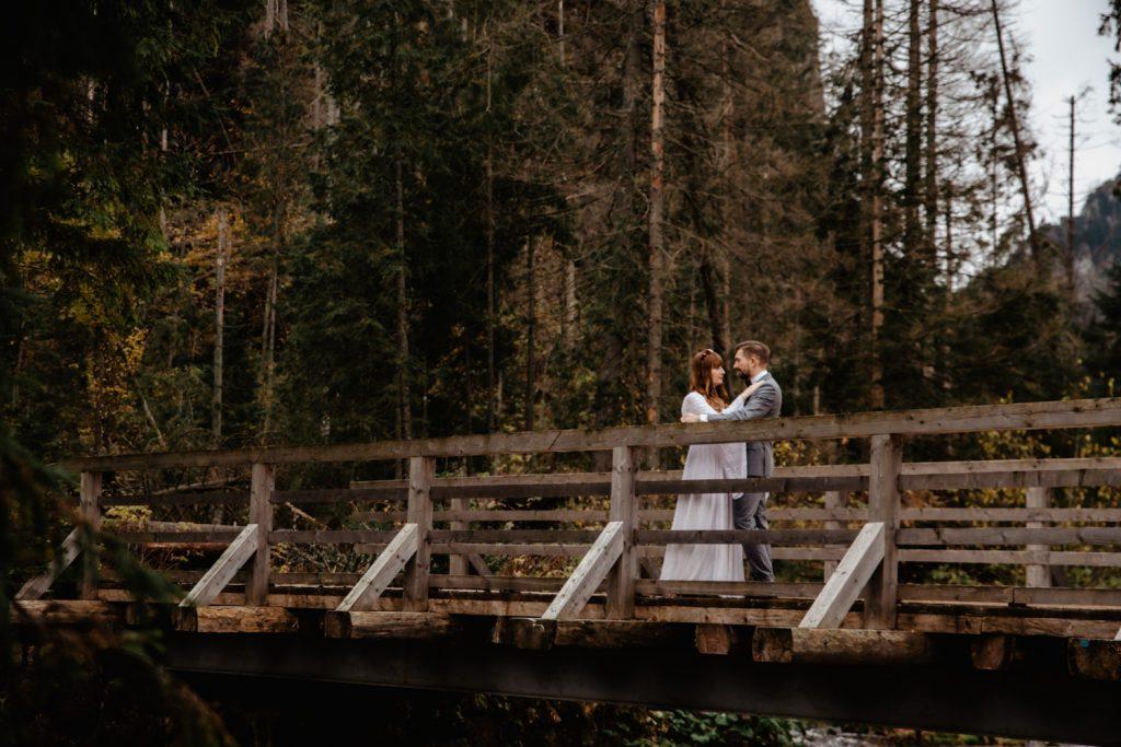 Sesja ślubna w górach 63