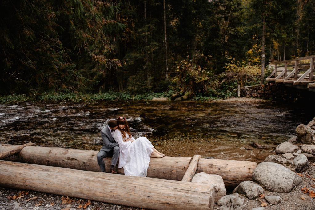 Sesja ślubna w górach 64