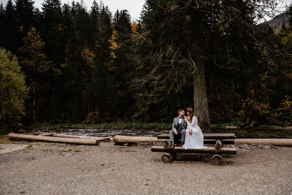 Sesja ślubna w górach 65