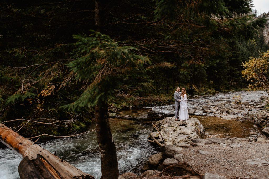 Sesja ślubna w górach 66