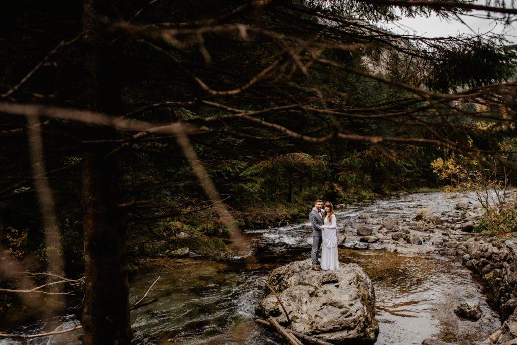 Sesja ślubna w górach 67