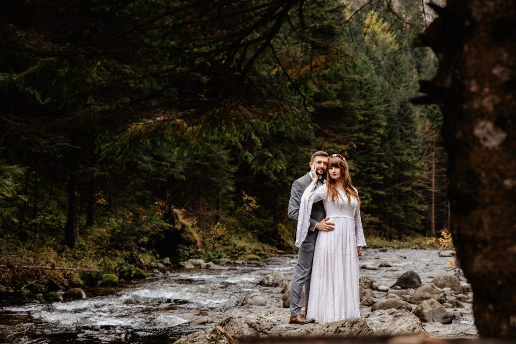 Sesja ślubna w górach 68